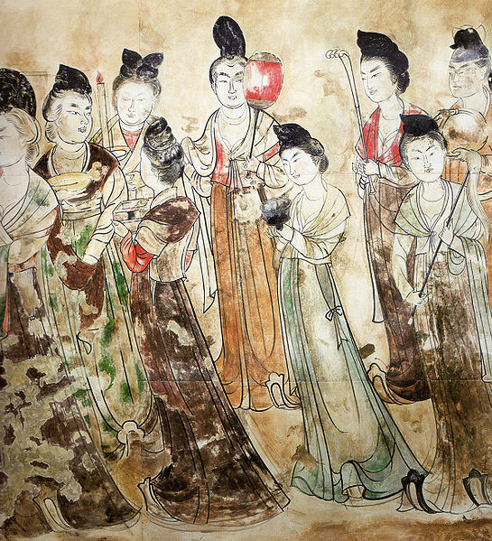 8th Century Tang Dynasty