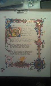 Devon's Poem